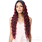 It's a Wig Synthetic Hair HD Lace Wig - HD LACE CRIMPED HAIR 4