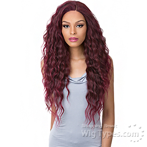 It's A Wig Synthetic Hair Full Lace Wig - LACE FULL SELENA