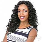 It's a Wig Human Hair Blend Quality Lace Wig - LACE BUNDLE DEEP