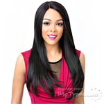It's a Wig Human Hair Blend Quality Lace Wig - LACE BUNDLE STRAIGHT
