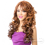 It's A Lace Front Wig - Synthetic A Line Lace Front Wig - LACE CERENA (futura)