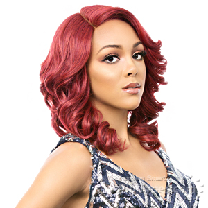 It's A Lace Front Wig - Synthetic A Line Lace Front Wig - LACE JODI