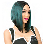 It's A Lace Front Wig - Synthetic A Line Lace Front Wig - LACE KANDLE (futura)