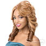 It's A Lace Front Wig - Synthetic A Line Lace Front Wig - LACE LOUISE (futura)