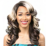 It's A Lace Front Wig - Synthetic Iron Friendly Lace Front Wig - LACE LUELLA (futura)