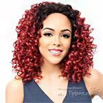 It's A Lace Front Wig - Synthetic Iron Friendly Lace Front Wig - LACE MARTIN (futura)