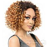It's A Lace Front Wig - Synthetic Iron Friendly Lace Front Wig - LACE RUMI (futura)