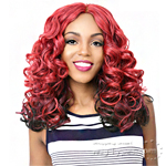It's A Lace Front Wig - Synthetic Iron Friendly Lace Front Wig - LACE SIGNAL (futura)