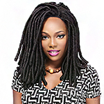 It's A Lace Front Wig - Synthetic Lace Front Wig - LACE SOFT DREAD