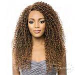 It's A Lace Front Wig - Synthetic Iron Friendly Lace Front Wig - LACE WINTER (futura)