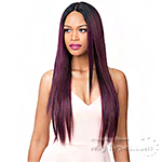 It's a wig Synthetic Wig - LOLA (6inch deep lace part)