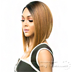 It's A Lace Front Wig - Synthetic Lace Front Wig - SWISS LACE NIKKITA