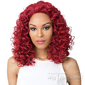 It's A Wig Synthetic Hair Wet N Wavy Lace Front Wig - SIMPLY LACE COLORADO