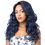 It's A Lace Front Wig - Synthetic Lace Front Wig - SUPER SWISS LACE RICH (futura)