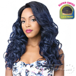 It's A Lace Front Wig - Synthetic Lace Front Wig - SUPER SWISS LACE RICH (2 Inch Super Deep and Wide Swiss Lace Front)