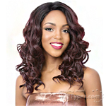 It's A Lace Front Wig - Synthetic Lace Front Wig - SUPER SWISS LACE TOWN (futura)
