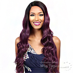 It's A Lace Front Wig - Synthetic Lace Front Wig - SWISS LACE AVELINA (futura)