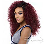 It's A Lace Front Wig - Synthetic Lace Front Wig - LACE ELECTRA (Real Hair Line Part)