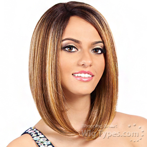 It's A Lace Front Wig - Synthetic Lace Front Wig - SWISS LACE JUNO (futura)