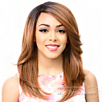 It's A Lace Front Wig - Synthetic Lace Front Wig - SWISS LACE JUSTINE