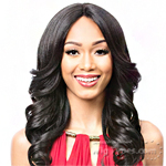 It's A Lace Front Wig - Synthetic Lace Front Wig - SWISS LACE LOVITA (futura)