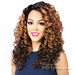 It's A Lace Front Wig - Synthetic Lace Front Wig - SWISS LACE MILO (Real Hair Line Part)