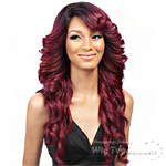 It's A Lace Front Wig - Synthetic Lace Front Wig - SWISS LACE NOELLE (futura)
