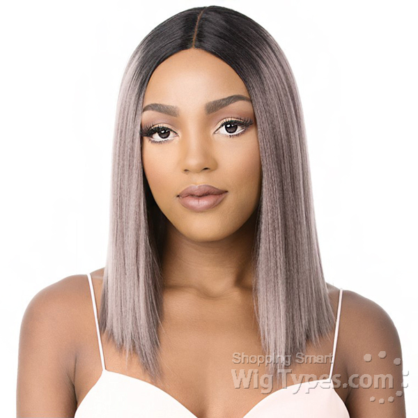 Its A Lace Front Wig - Synthet...