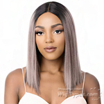 It's A Lace Front Wig - Synthetic Lace Front Wig - SWISS LACE VARUNA