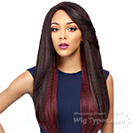 It's A Lace Front Wig - Synthetic Lace Front Wig - SWISS LACE YADRA (futura)