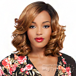 It's A Lace Front Wig - Synthetic Lace Front Wig - SWISS LACE YULIYA (futura)