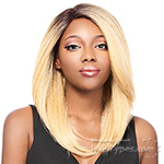 It's A Lace Front Wig - Synthetic Iron Friendly Lace Front Wig - SWISS LACE KONIS (futura)