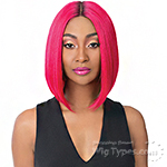 It's a wig Synthetic Lace Front Wig - MACON