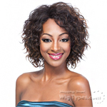 It's a Cap Weave 100% Human Hair Wig - FREYA