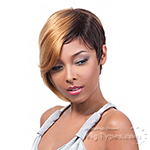 It's a Cap Weave 100% Human Hair Wig - CYNTHIA