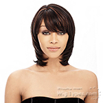 It's a Cap Weave 100% Human Hair Wig - YAKI 810