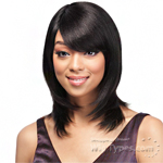 It's a Cap Weave - 100% Indaian Remy Hair Wig - INDIAN REMI KERRY