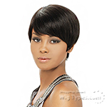 It's a Cap Weave - 100% Indaian Remy Hair Wig - INDIAN REMI NATURAL TARA