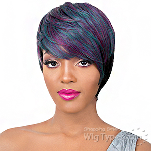 It's a wig Synthetic Wig - LOU (futura)