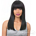 It's a wig Synthetic Wig - RAVEN (futura)