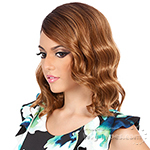 It's a wig Synthetic Wig - BLUE BELL (futura)