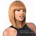 It's a Cap Weave 100% Human Hair Wig - GALAXY