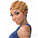 It's a Cap Weave 100% Human Hair Wig - NUNA
