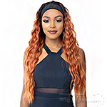 It's a wig Synthetic Wig - HEADBAND WIG 2
