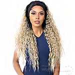 It's a wig Synthetic Wig - HEADBAND WIG 3
