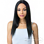It's a wig Synthetic Wig - WEAVE WIG PART YAKI 20