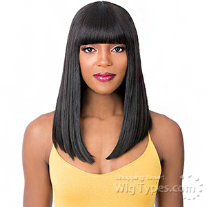 It's a wig Synthetic Wig - Q ATLANTA