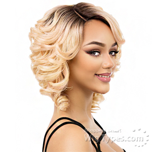 It's a wig Synthetic A Line Wig - MAGIC