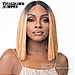It's a wig Synthetic Wig - ONIKA (lace center part)