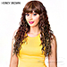 It's a wig Synthetic Wig - Q NORY